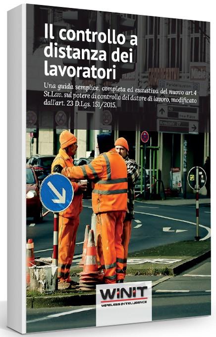 Ebook Il controllo a distanza dei lavoratori