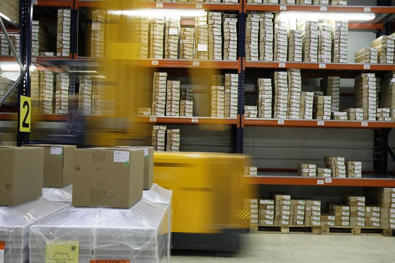 Logistica e RFID
